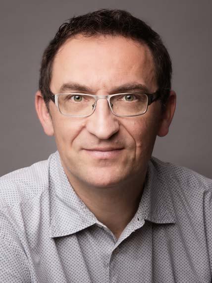 Stéphane KECK Chef de Projet Technico-commercial