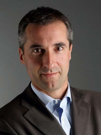 Alain Courau, Vice-Président Sites Composants France Alstom